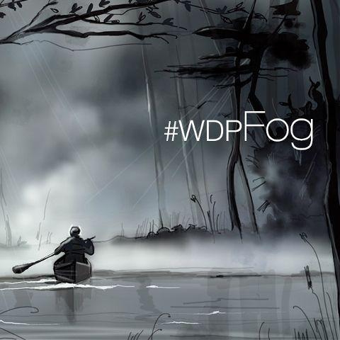 fog drawing contest