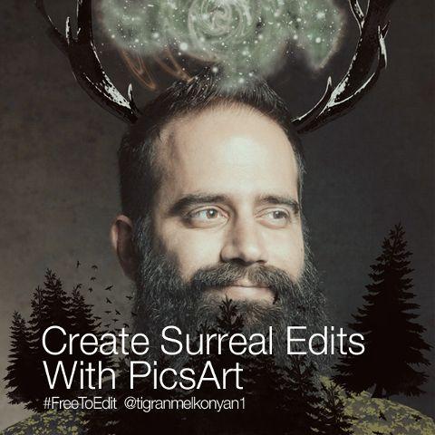 surreal photo editing tutorial