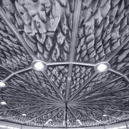 architecture underground metro blackandwhitephotography blackandwhite