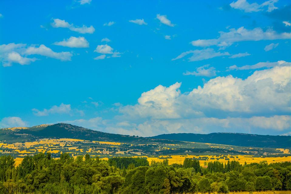#clouds #travel #landscape #colorful #nature #hdr