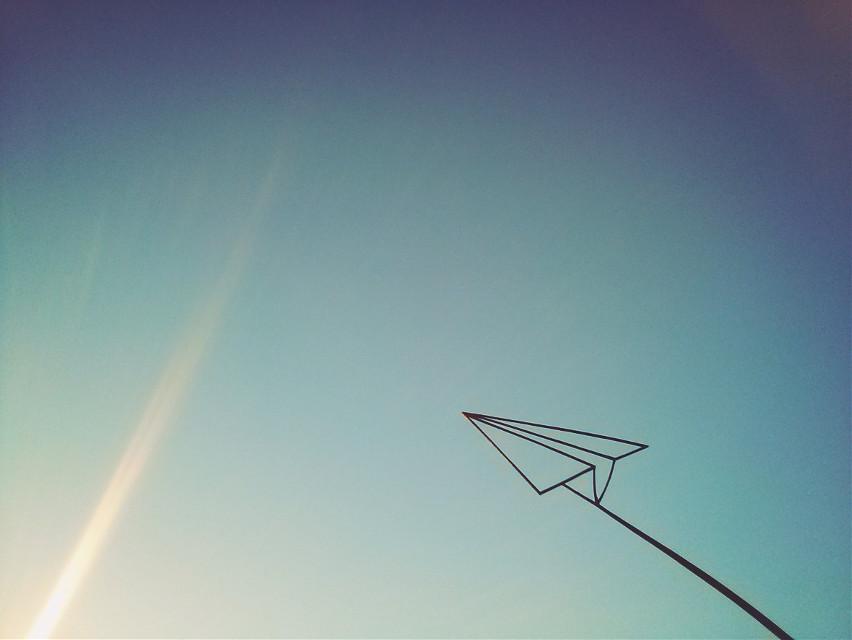#airplane