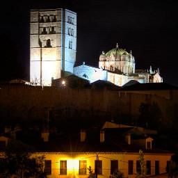 za zamora castilla arquitectura españa