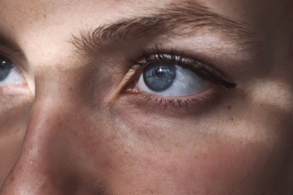Power and control #eyes #people #photography