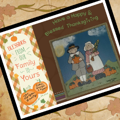 thanksgiving emotions family decorativepainting thanksgivingframes