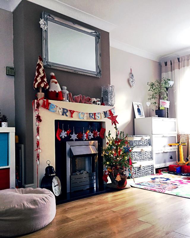 #home#christmasdecorations#magictime