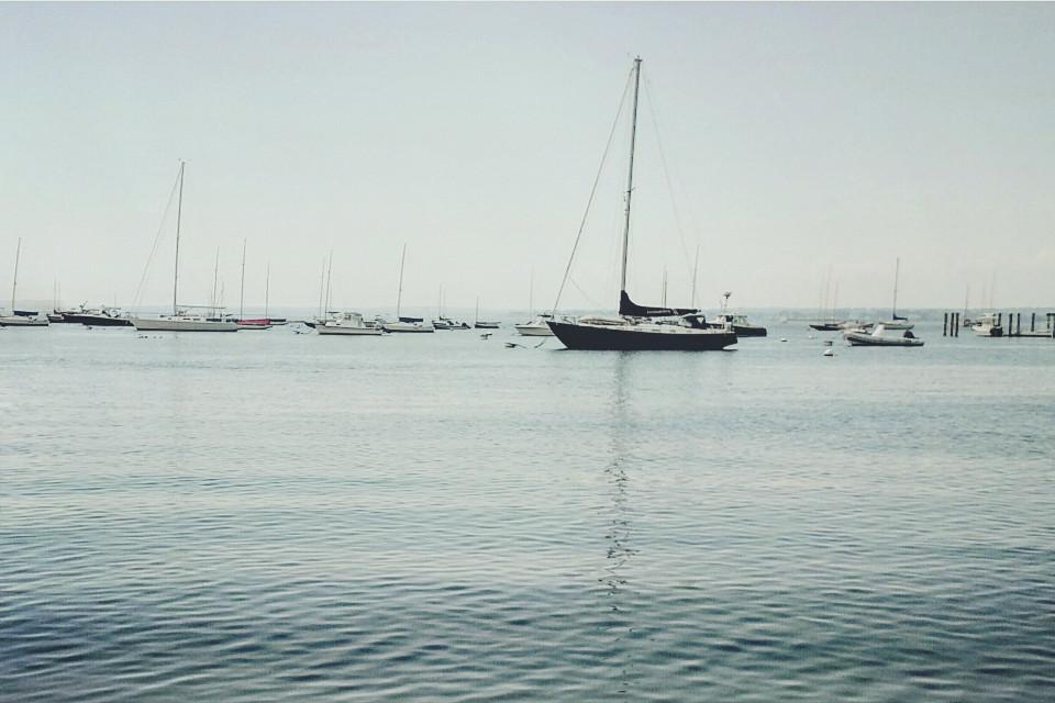 #boats #ocean #sailing #photography #blue