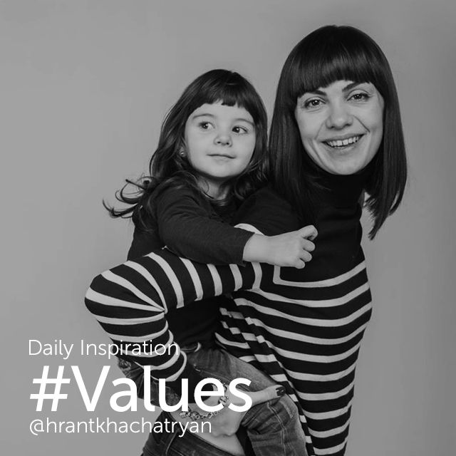 values in life pictures