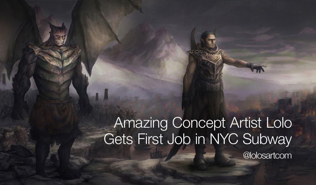 New York creative artist