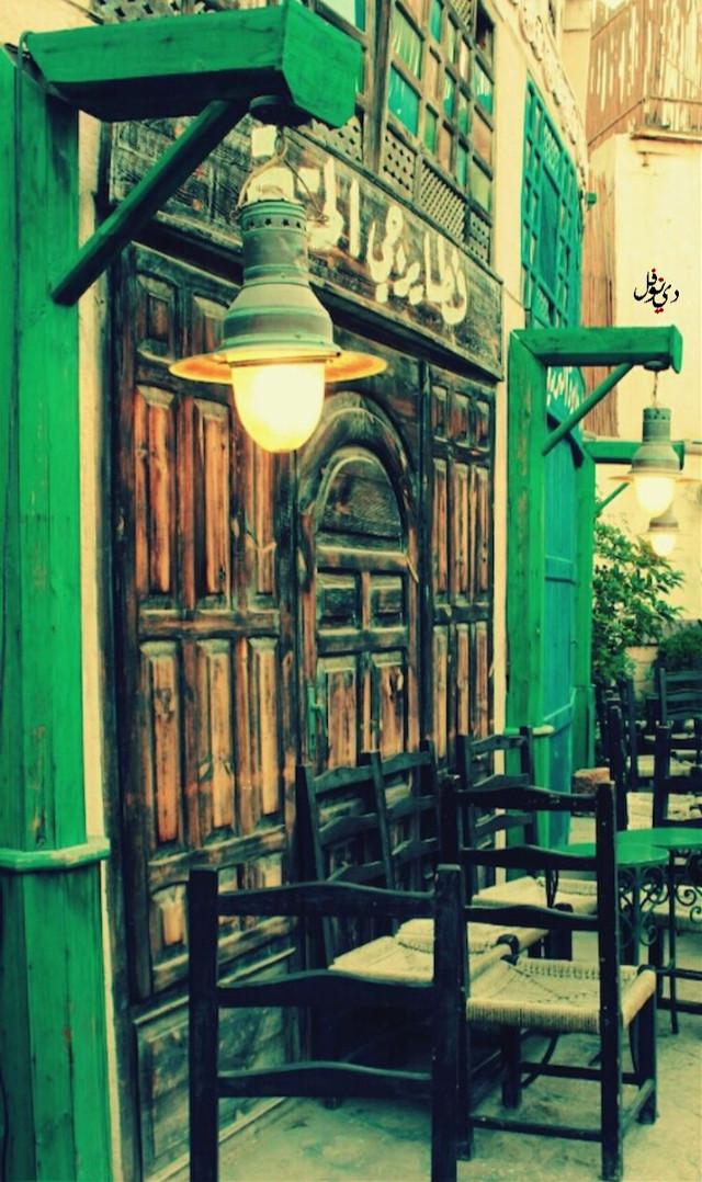 Memories never die 💚   #memories #oldphoto #green #cafe #cousine