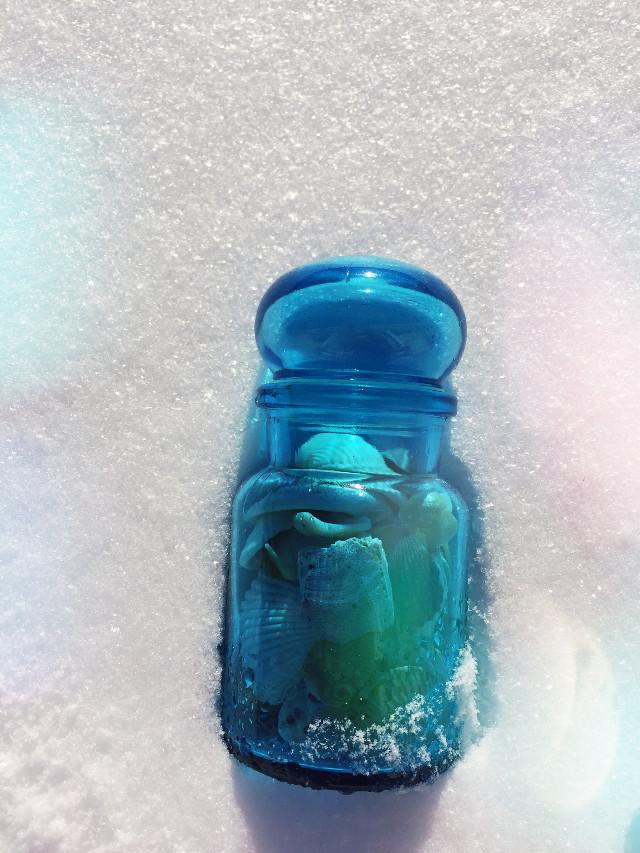 #colorcontrast #bottle #light #photography