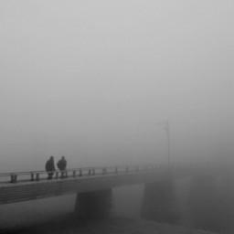 bridge blackandwhite