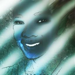 freetoedit edited artistic lights pencil