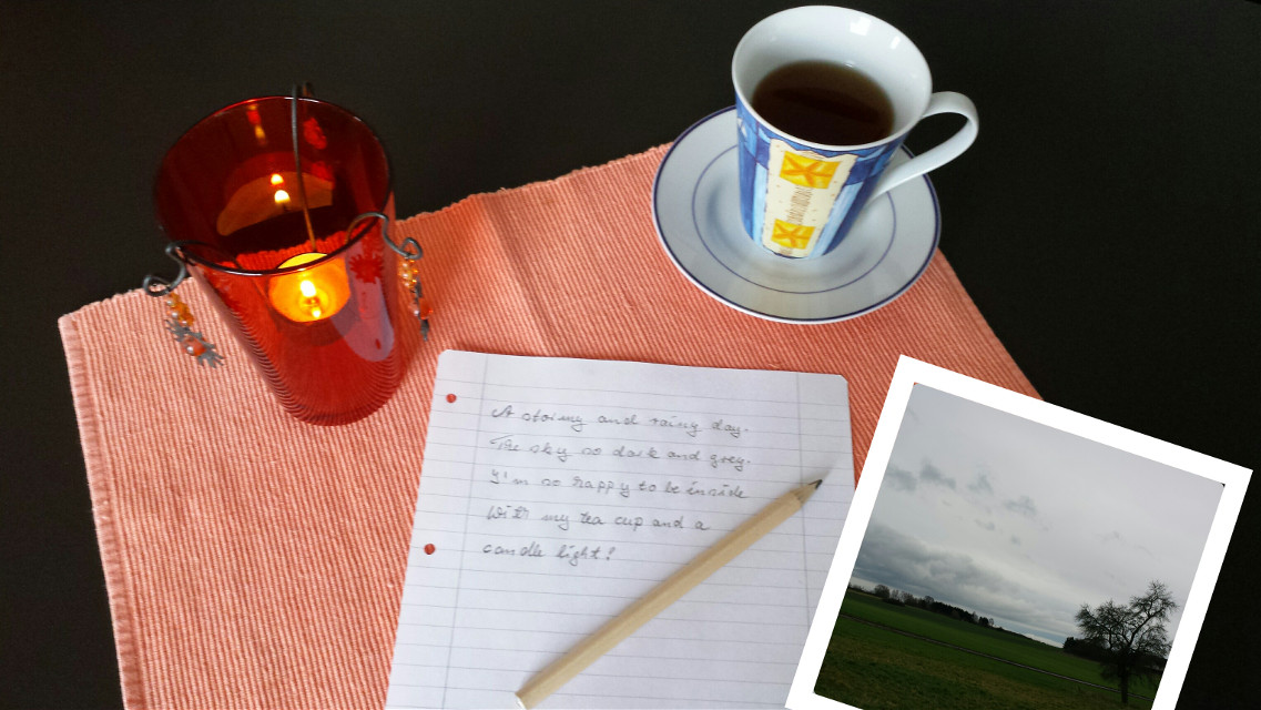 #handwritten  #emotions #colorful #photography  #home  #warm  #weekend  #teatime  #leisuretime  #candle