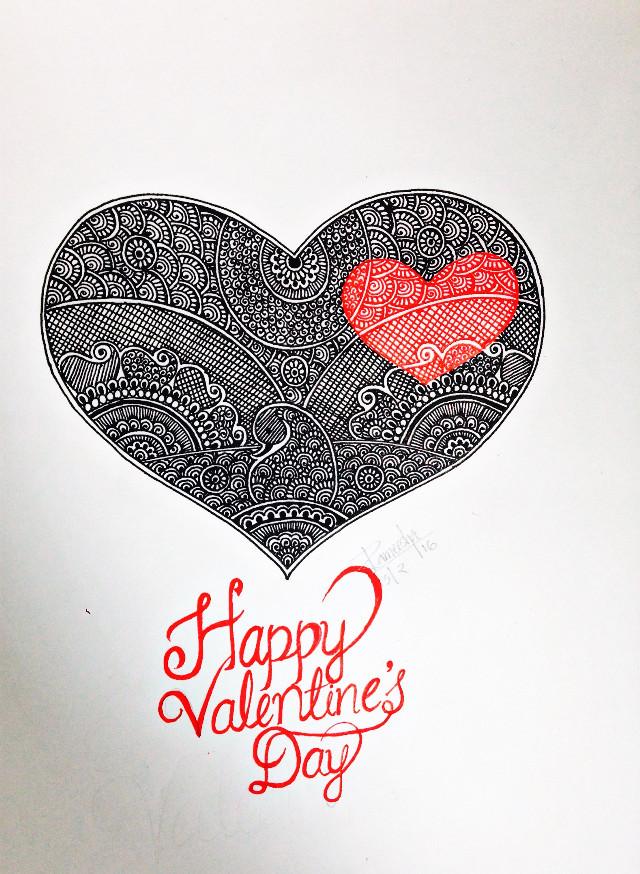 Happie ValentineZz day DearZz😘😉☺️ #love #mywork #valentine #valentinespecial #happie