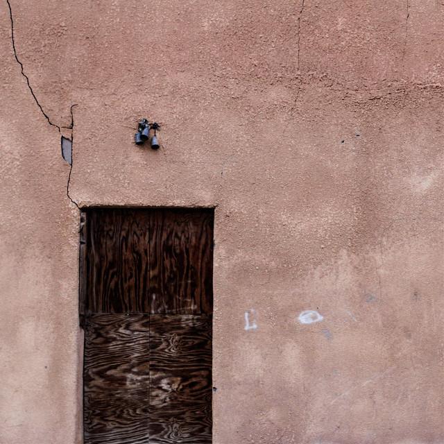 #photography #minimal #southwest #door #texture #canon #1dx #oneofthebrave
