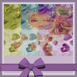 colorful colorsplash emotions flower love
