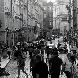 people travel summer france city