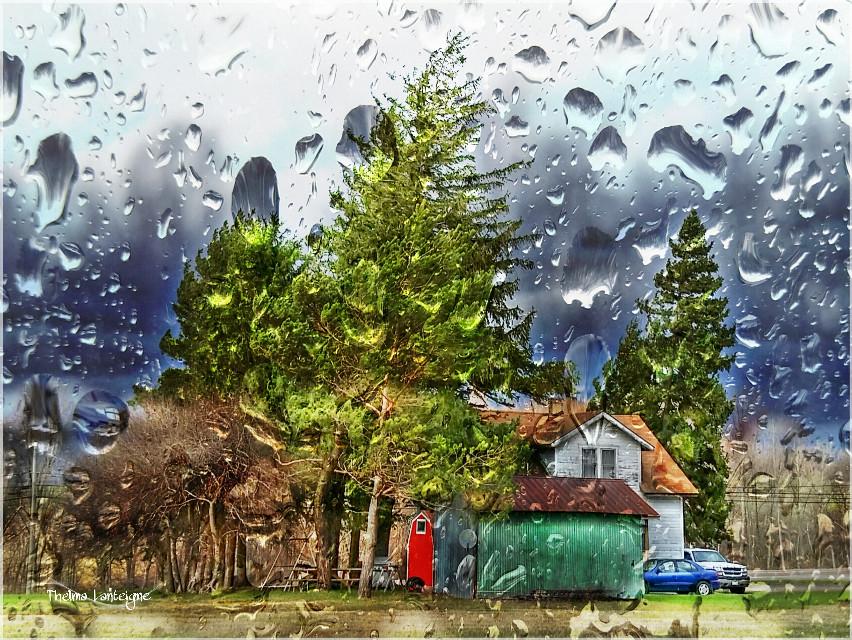Featured 4.2.16  #thankyou @pa   #wapmakeitrain    #spring #storm #addphoto  #raindrops  #fattaleffect
