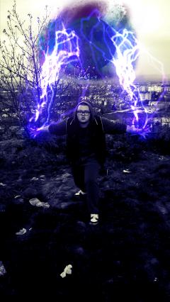 people photography lumia640 blackandwhite lightning