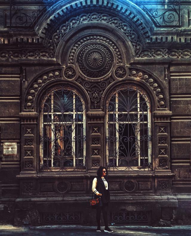 #oldbuilding #architecture #oldyerevan #model #detalle #fantasticarmenianarchitecture #lovearmenia