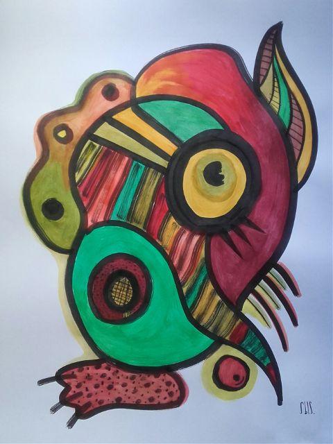 colorful nature chameleon animals contemporaryart wdpzooanimals