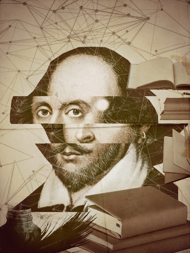 Original from PA#freetoedit and @vahram2025  #shakespeare #clipart #madewithpicsart #freetoedit