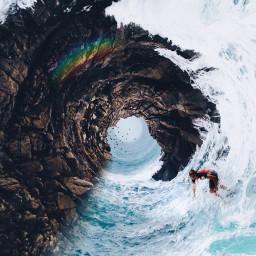 inmotion summer surfing water beach