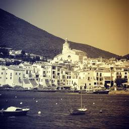 cadaques costabrava colorsplash beach photography