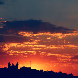 sunset photography nicedays pictureoftheday mountainscape freetoedit