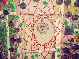 willowwreath wreath dreamcatcher boho bohochic