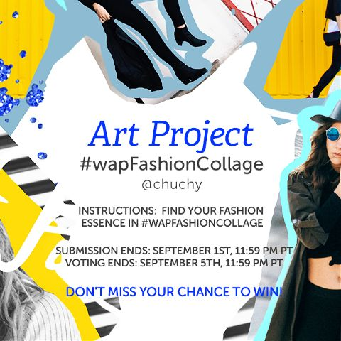 editing fashioncollage contest