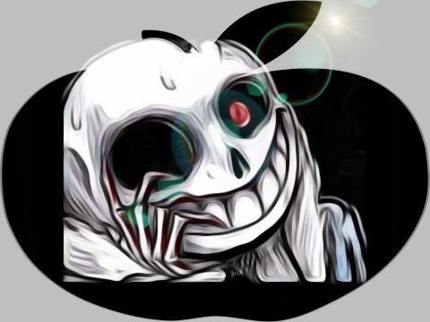 Sour apple studios made the horrortale sans picture :)