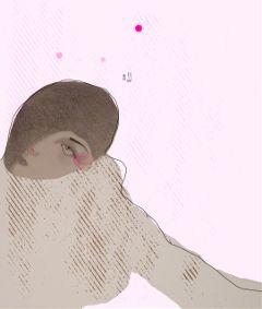 drawing sketch collage pencil minimal